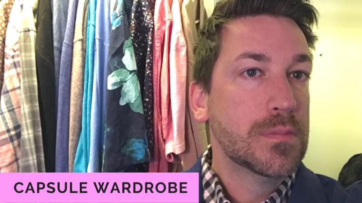mens style, mens fashion, capsule wardrobe, how to build a capsule wardrobe, minimalist wardrobe,