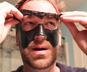 memebox, memebox face mask, i dew care, i dew care face mask, space kitten mask, space kitten face mask, facial mask, peel off mask, charcoal peel off mask, charcoal mask, glam glow, glam glow dupe, glam glow face mask,