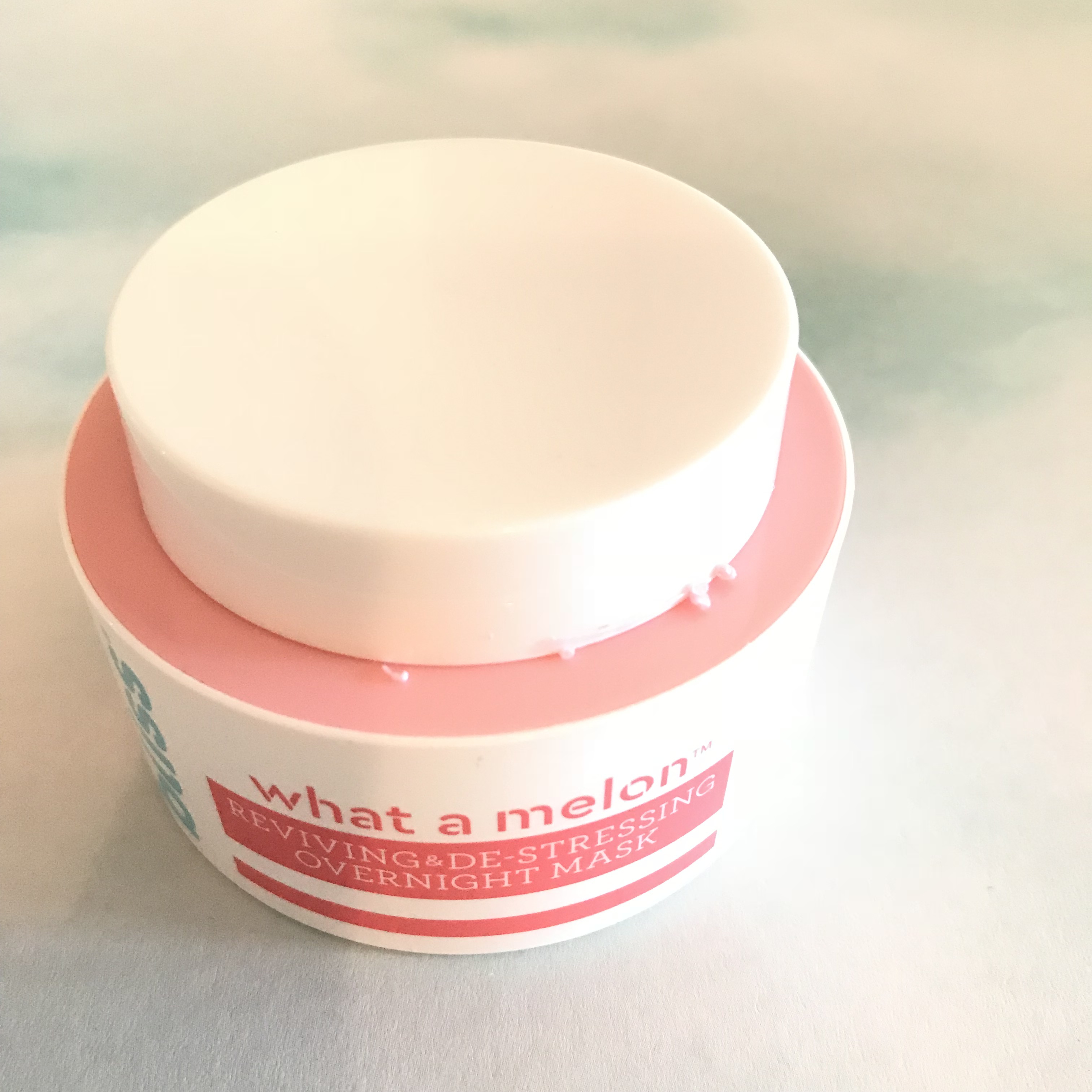 bliss, bliss skincare, bliss product review, bliss skincare review, bliss from target, cruelty free products from target, men's skincare, cruelty free skincare, anti aging skincare, christopher cupcakes, bliss what a melon, bliss face mask, glow watermelon dupe,