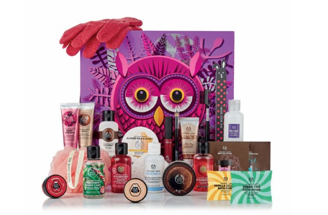 advent calendar, advent calendar 2018, best advent calendar 2018, beauty advent calendar 2018, holiday beauty products, body shop advent calendar, body shop beauty, body shop beauty products, body shop skincare, cruelty free skincare,