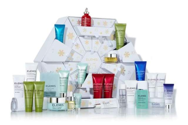 advent calendar, advent calendar 2018, best advent calendar 2018, beauty advent calendar 2018, holiday beauty products, elemis advent calendar, elemis beauty, elemis beauty products, elemis skincare,