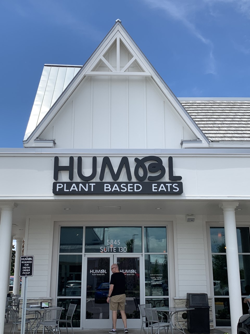 humbl plant based, humbl restaurant, vegan food Orlando, plant based Orlando,