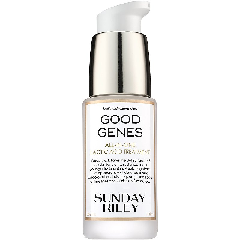 sunday riley good genes, sunday riley good genes review,