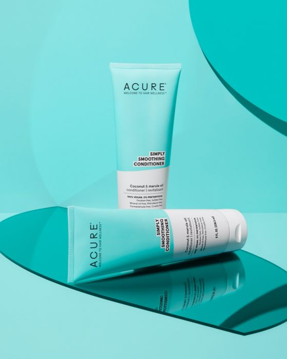 acure beauty, acure beauty review, clean beauty, clean beauty blog, clean beauty blogger, acure simply smoothing conditioner, acure haircare,
