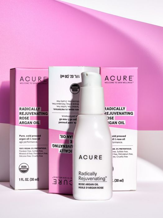 acure beauty, acure beauty review, clean beauty, clean beauty blog, clean beauty blogger,  acure argan oil, acure skincare,