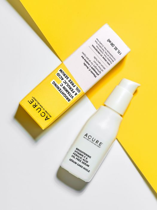 acure beauty, acure beauty review, clean beauty, clean beauty blog, clean beauty blogger,  acure vitamin c, acure  skincare, acure  vitmin  c serum,